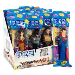 PEZ BATMAN VS. SUPERMAN ASSORTMENT