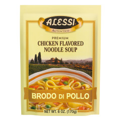 ALESSI CHICKEN NOODLE SOUP  MIX 6 OZ