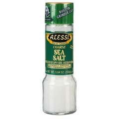 ALESSI SEA SALT GRINDER 5.64 OZ