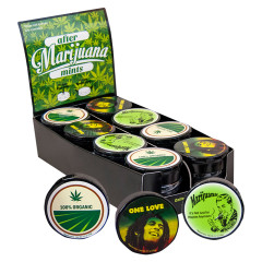 AFTER MARIJUANA ASSORTED MINT TINS