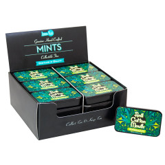AFTER COTTON MOUTH PEPPERMINT MINTS .56 OZ TINS