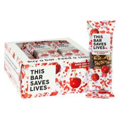 THIS BAR SAVES LIVES DARK CHOCOLATE CHERRY 1.4 OZ