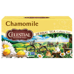 CELESTIAL SEASONINGS CHAMOMILE TEA 20 CT BOX