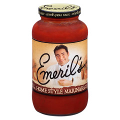 EMERIL'S HOMESTYLE MARINARA PASTA SAUCE 25 OZ JAR