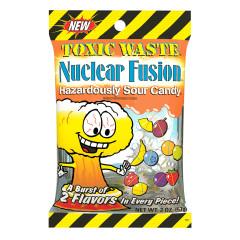 TOXIC WASTE NUCLEAR FUSION 2 OZ PEG BAG