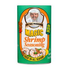 MAGIC SHRIMP SEASONING 5 OZ SHAKER