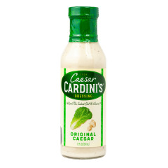 CARDINI'S CAESAR DRESSING 12 OZ BOTTLE