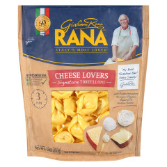 RANA CHEESE LOVERS TORTELLONI 10 OZ POUCH