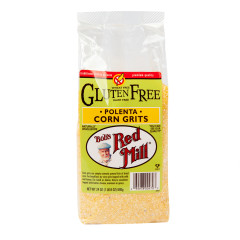 BOB'S RED MILL GLUTEN FREE CORN GRITS/POLENTA 24 OZ BAG
