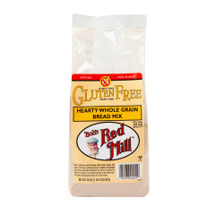 BOB'S RED MILL GLUTEN FREE HEARTY WHOLE GRAIN BREAD MIX 20 OZ BAG