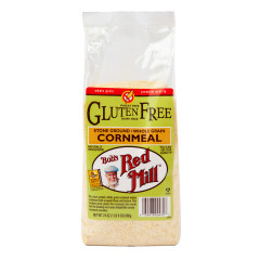 BOB'S RED MILL GLUTEN FREE MEDIUM GRIND CORNMEAL 24 OZ BAG