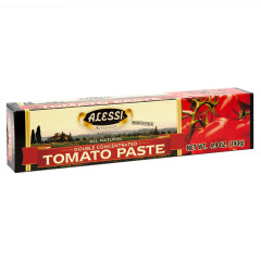 ALESSI TOMATO PASTE 4.9 OZ TUBE