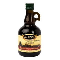 ALESSI EXTRA VIRGIN OLIVE OIL 17 OZ BOTTLE