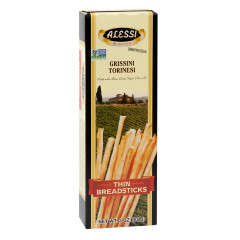 ALESSI THIN BREADSTICKS 3 OZ