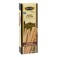 ALESSI SESAME BREADSTICKS 4.4 OZ BOX