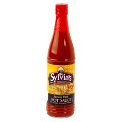 SYLVIA'S HOT SAUCE 6 OZ BOTTLE