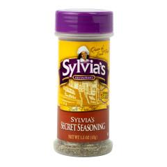 SYLVIA'S SALT FREE HERB SPICE BLEND 1.5 OZ SHAKER
