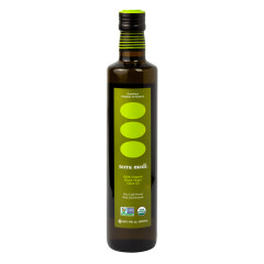 TERRA MEDI ORGANIC EXTRA VIRGIN OLIVE OIL 17 OZ BOTTLE