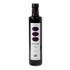 TERRA MEDI BALSAMIC VINEGAR 17 OZ BOTTLE