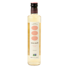 TERRA MEDI WHITE WINE VINEGAR 17 OZ BOTTLE