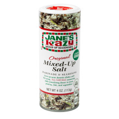 JANE'S KRAZY MIXED-UP SALT 4 OZ CANISTER