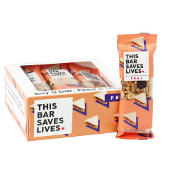 THIS BAR SAVES LIVES PEANUT BUTTER & JELLY 1.4 OZ