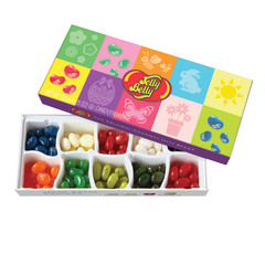 JELLY BELLY 10 FLAVOR JELLY BEANS SPRING 4.25 OZ GIFT BOX