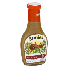 ANNIE'S BALSAMIC VINAIGRETTE DRESSING 8 OZ BOTTLE