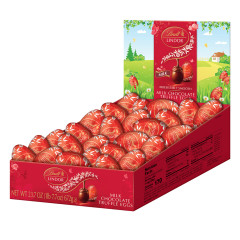 LINDT LINDOR EGG MILK CHOCOLATE 0.99OZ
