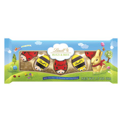 LINDT BUGS AND BEES 5 PC 1.7 OZ TRAY