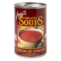 AMY'S ORGANIC CREAM OF TOMATO SOUP 14.5 OZ CAN
