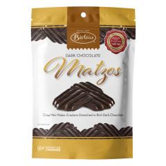 BARTON'S DARK CHOCOLATE PASSOVER MATZOS 5.5 OZ POUCH