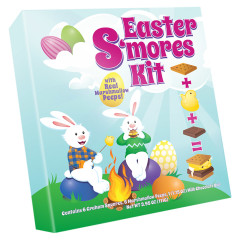 AMUSEMINTS EASTER S'MORES KIT 4.92 OZ BOX