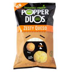 POPPER DUOS ZESTY QUESO 5 OZ BAG