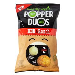 POPPER DUOS BBQ & RANCH 5 OZ BAG