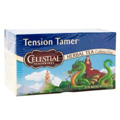 CELESTIAL SEASONINGS TENSION TAMER TEA 20 CT BOX