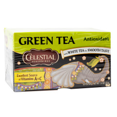 CELESTIAL SEASONINGS ANTIOXIDANT GREEN TEA 20 CT BOX