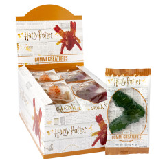 JELLY BELLY HARRY POTTER GUMMI CREATURES 1.5 OZ