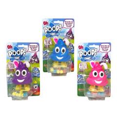 OH POOP BUNNY CANDY DISPENSER 0.52 OZ