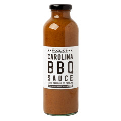 KOZLIK'S CAROLINA BBQ SAUCE 15.9 OZ BOTTLE