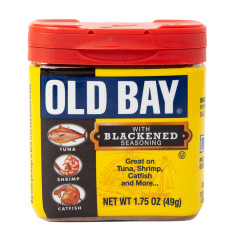 OLD BAY BLACKENED SEASONING 1.75 OZ SHAKER