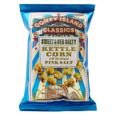 CONEY ISLAND KETTLE CORN SWEET & SEA SALTY 1.5 OZ BAG