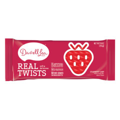 DARRELL LEA STRAWBERRY TWIST 10 OZ BAG