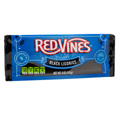 RED VINES BLACK LICORICE 5 OZ *SF DC ONLY*