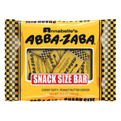 ABBA ZABA MINI 12 OZ BAG