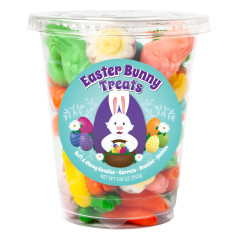 AMUSEMINTS ASSORTED GUMMIES 9.1 OZ BUNNY TREATS