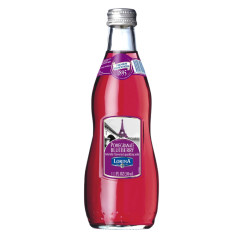 LORINA SPARKLING POMEGRANATE BLUEBERRY 11.1 OZ BOTTLE