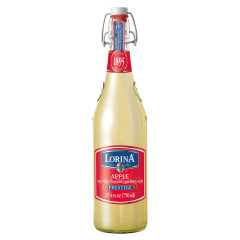 LORINA SPARKLING APPLE 25.4 OZ BOTTLE
