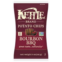 KETTLE BOURBON BBQ CHIPS 5 OZ BAG