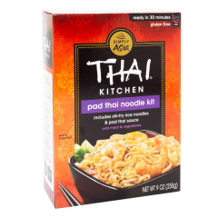THAI KITCHEN PAD THAI NOODLE KIT 9 OZ BOX